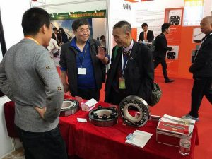 Nine Star bearing attends Linqing International Bearing Exhibition again, booth No. A70.