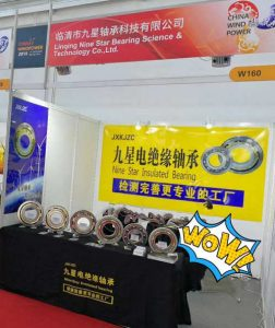 Nine Star attended China Wind Power 2018 in Beijing